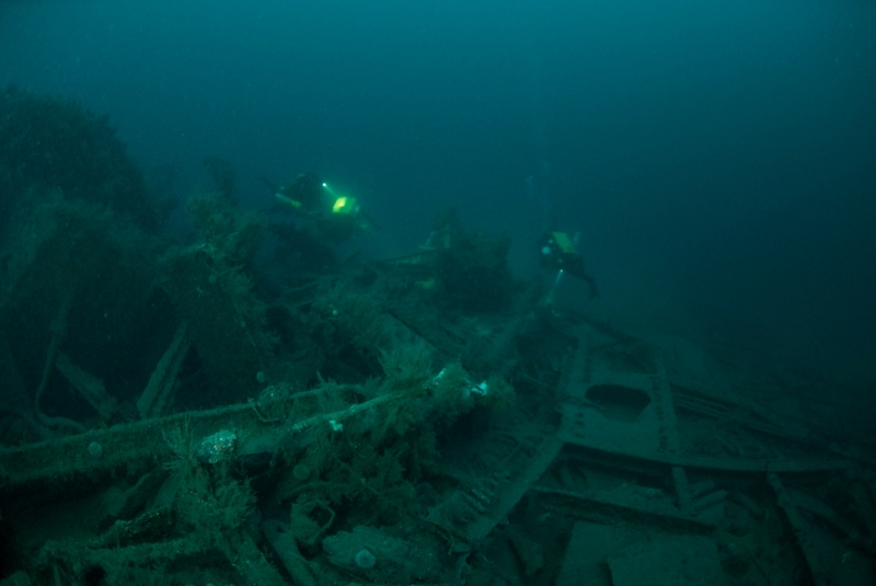 Wreckage of the Duke of Albany