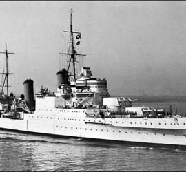 HMS Manchester, Tunisia